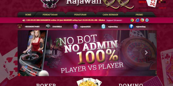 rajawaliqq situs bandar judi online terbaik masa kini