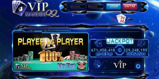 VIPMANDIRIQQ Situs Poker Online Terpercaya Dan Terbaik