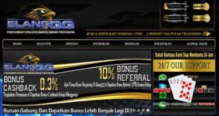 ELANGQQ Situs Judi Online Terpercaya Di Indonesia