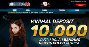 ARENAQQ Situs Judi Poker Online Terbaik Di ASIA