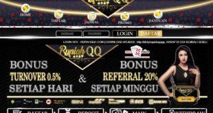 RUPIAHQQ Situs Poker Online Terpercaya Di Asia