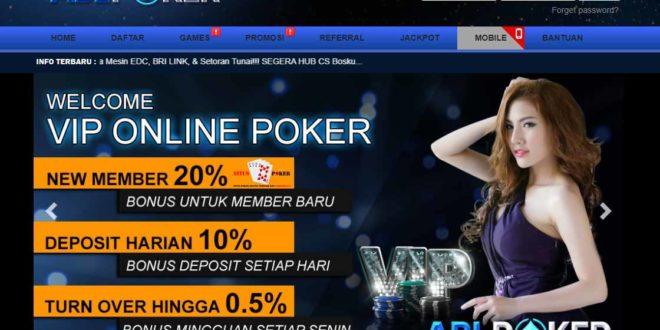 ABLPOKER Merupakan Situs Poker Online Terpercaya IDNPLAY