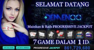 DEMENQQ Situs Poker Online IDN Terpercaya & Terbaik