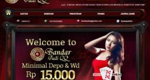 BANDARJUDIQQ Agen Bandarq Terpercaya dan Terbaik di Indonesia