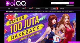 DOIQQ Merupakan Salah Satu Situs Judi Poker PKV Games