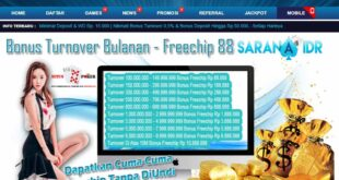 SARANAIDR Agen Poker Indonesia Terpercaya dan Terbaik