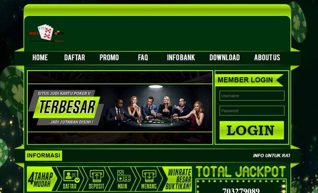 CLOVERQQ Adalah Situs Judi Poker Online Terbaik dan Terpercaya